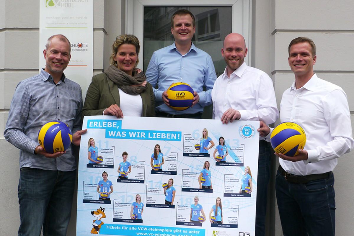 VCW kommuniziert weiterhin mit Unterstützung von Fauth Gundlach & Hübl - Foto: VCW