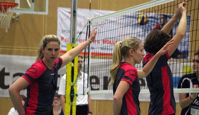 Freisinger Damen unterliegen in Sonthofen - Foto: SC Freising