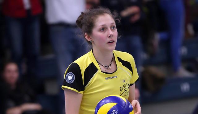 VCW verpflichtet Top-Zuspiel-Talent für zwei Jahre: Irina Kemmsies spielt künftig in Wiesbaden - Foto: Detlef Gottwald