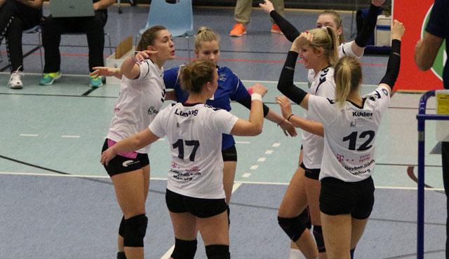 Letztes Saisonspiel für das Volleyball-Team Hamburg - Foto: VTH/Lehmann