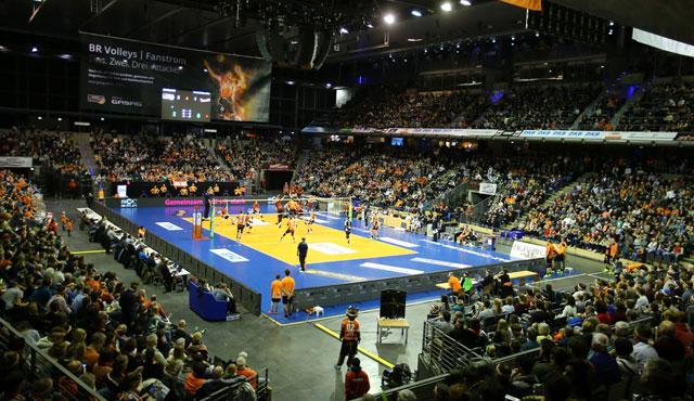 Triplesieger gegen Titelhamster - Foto: Eckhard Herfet