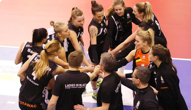 Aachen gegen Schwerin oder Holland gegen Deutschland!? - Foto: Ladies in Black Aachen