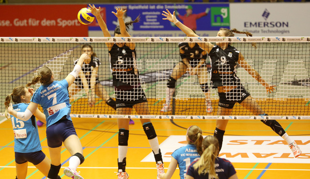 Ladies in Black- Trotz starker Leistung: 1:3 gegen Wiesbaden! - Ladies in Black // Andreas Steindl