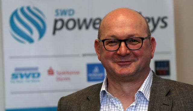 SWD powervolleys Düren: Stefan Falter ist der neue Trainer - Foto: SWD Powervolleys