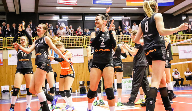 3:1 gegen Köpenick: Ladies in Black mit einem Bein im Play-off-Viertelfinale - Foto: Ladies in Black