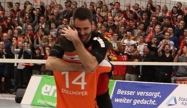 Ein Großer der regionalen Volleyball-Szene beendet Karriere - Foto: Michael Chaussette