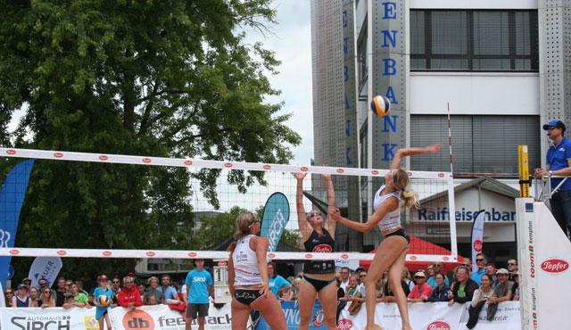 BVV Beach Masters zwischen Isar und Dom in Freising - Foto: Feedback