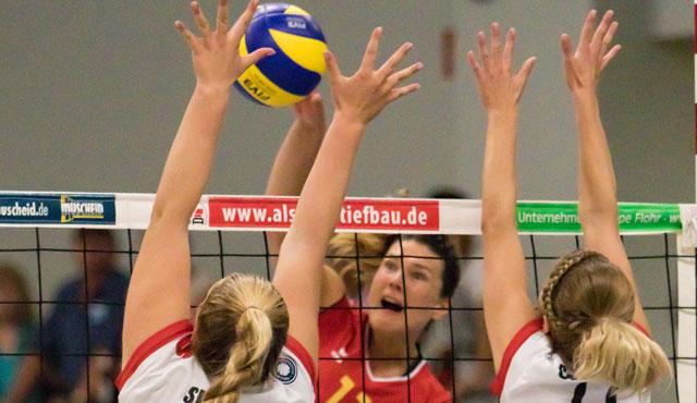 SV Lohhof Bundesliga: SVL startet mit Niederlage in Neuwied  - Foto: Frank Forcher