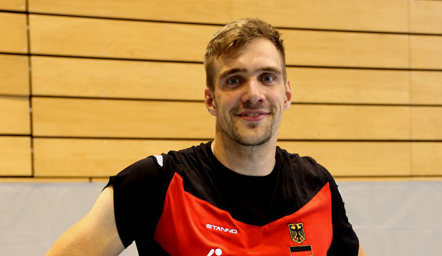 SWD powervolleys: Nationalspieler Tim Broshog verstärkt Düren - Foto: SWD powervolleys