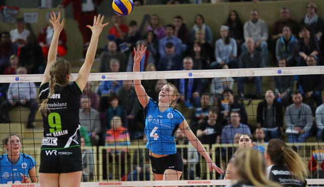 Platz 6 behalten: VCW will in Vilsbiburg Playoff-Platz verteidigen - Foto: Detlef Gottwald