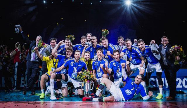 Saisonvorschau 1. Volleyball Bundesliga der Männer - Foto: Sebastian Wells (www.sebastianwells.de)