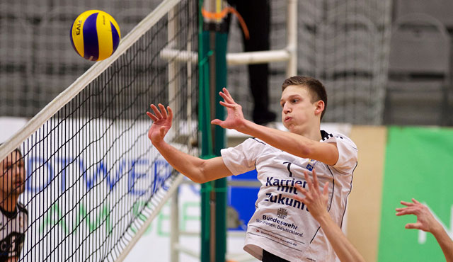 Volley YoungStars starten in die Saison - Foto: Günter Kram