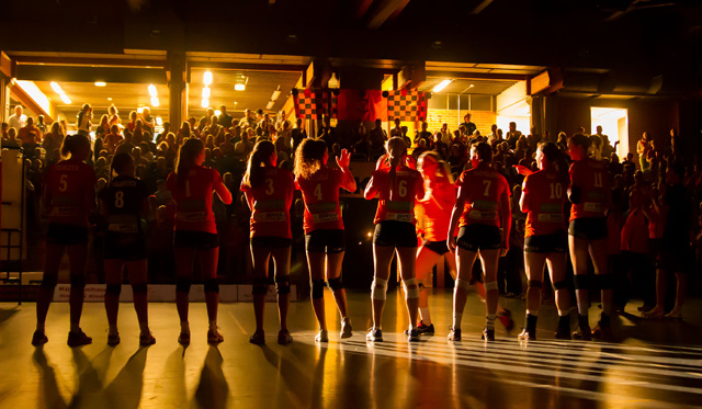 NawaRo Straubing empfängt zum Auftakt Traditionsteam USC Münster - Foto: Schindler