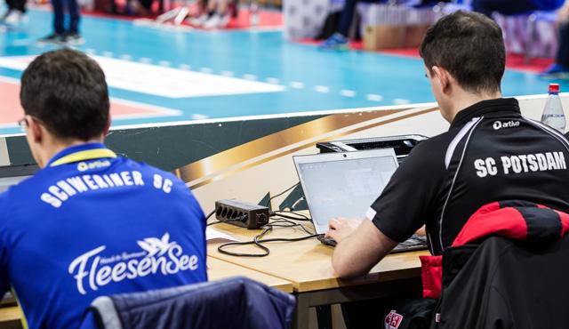 Technischer Quantensprung in der Volleyball Bundesliga - Quelle: Nicol Marschall