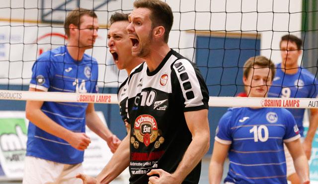 Restart für Eltmann? - Foto: VC Eltmann / Oshino Volleys Eltmann