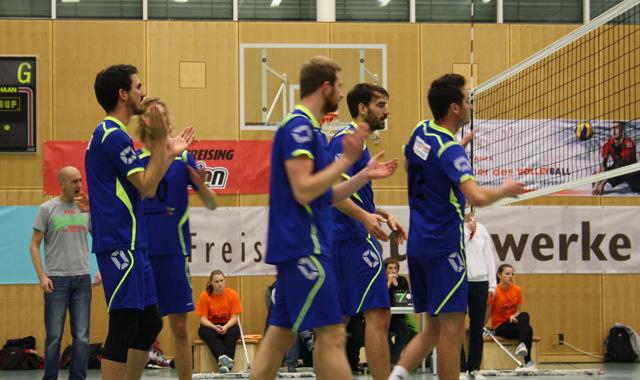 Bittere Heimspiel-Niederlage gegen Dresden - Foto: SC Freising