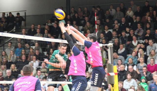 Piraten auf Punktejagd gegen Braunschweig - Foto: Lars Hampel / TSV Giesen