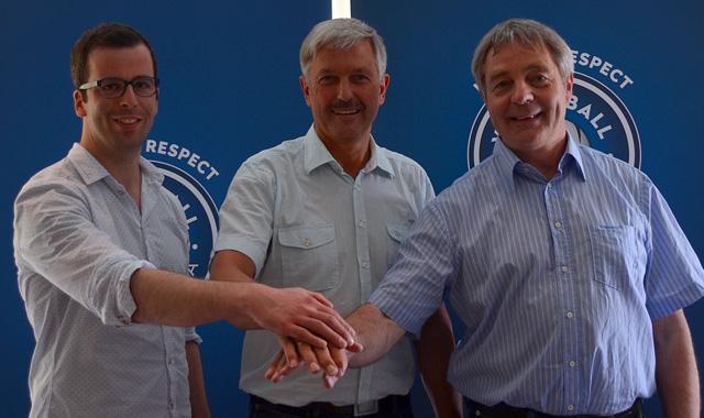 Neue Gesichter im VBL-Vorstand - Foto: VBL