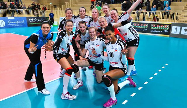 VfB Suhl LOTTO Thüringen: Volleyball-Klassiker in Mitteldeutschland - Foto:Andy Lorenz