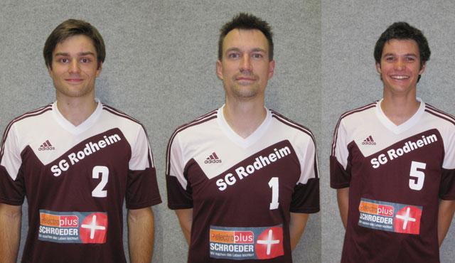 SG Rodheim Volleyball: Drei Abgänge beim Meister - Foto: SG Rodheim