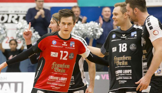 Sven hatte Versprechen der Mannschaftssitzung verinnerlicht - Foto: Frank Heumann