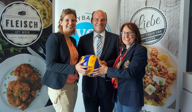 VCW bekommt neuen Catering-Partner für seine Heimspiele - Foto: VC Wiesbaden