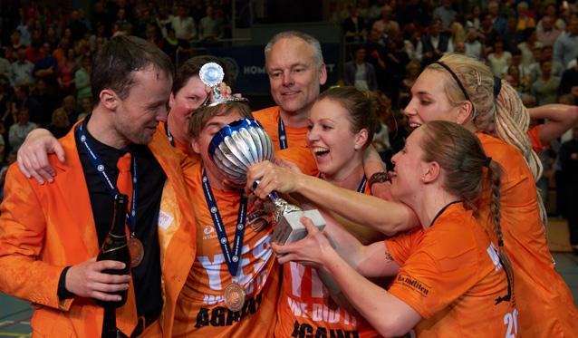Saisonvorschau 2. Volleyball Bundesligen der Frauen - Foto: German Popp