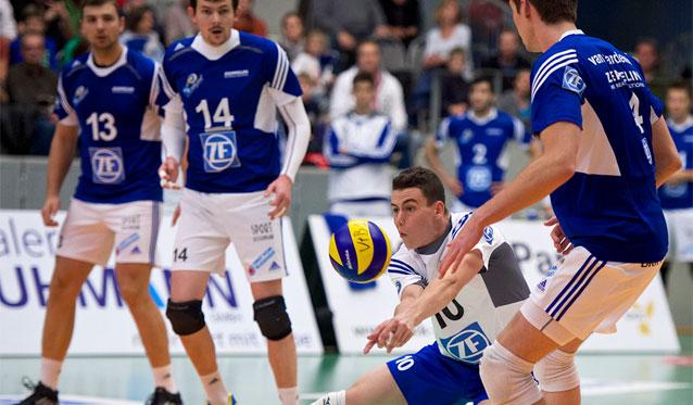 Finals beginnen am 18. April in Friedrichshafen - Foto: Günter Kram