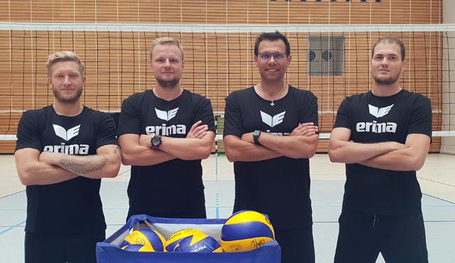 Trainingsstart bei den BR Volleys - Foto: BR Volleys
