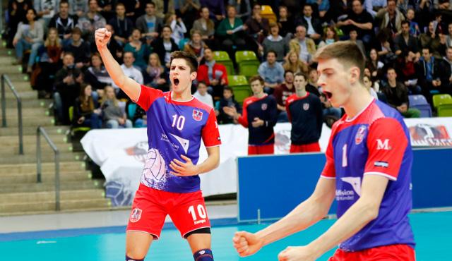 """Moritz Reichert ist """"Aufsteiger der Saison"""" - Foto: United Volleys/Gregor Biskup"""