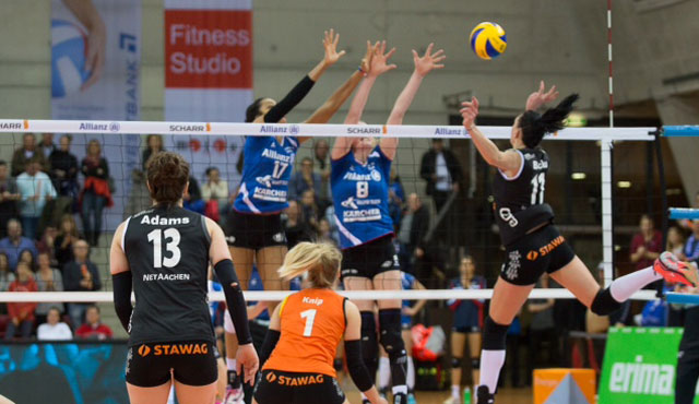 Ladies in Black fordern Pokalsieger heraus! - Foto: Ladies in Black