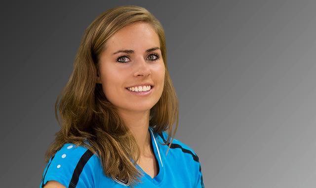 Esther van Berkel ist neue Spielführerin des VCW - Foto: Detlef Gottwald