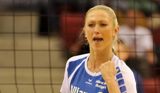 DVV-Pokalfinale: Mareike Hindriksen erwartet ein spannendes Pokalfinale! - Foto: Tom Bloch