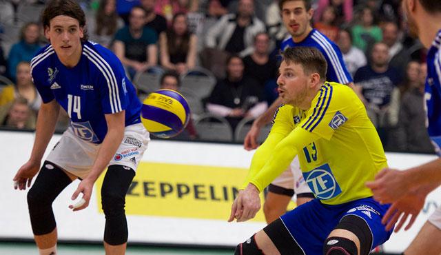 Markus Steuerwald legt seinen Fokus ganz auf das Spiel am Sonntag<br>Foto: Günter Kram