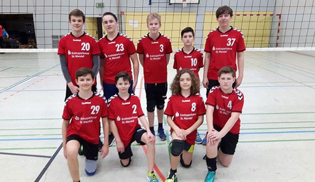Jugend des TV Bliesen schließt U14-Südwestmeisterschaften mit dem 4. Platz ab  - Foto: TV Bliesen