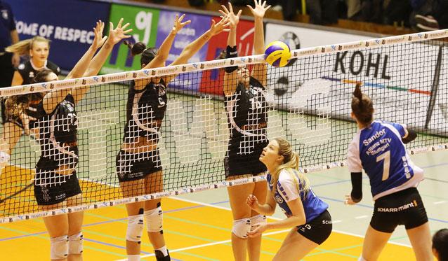 Aachen direkt für die Play-Offs qualifiziert - Foto: Ladies in Black Aachen