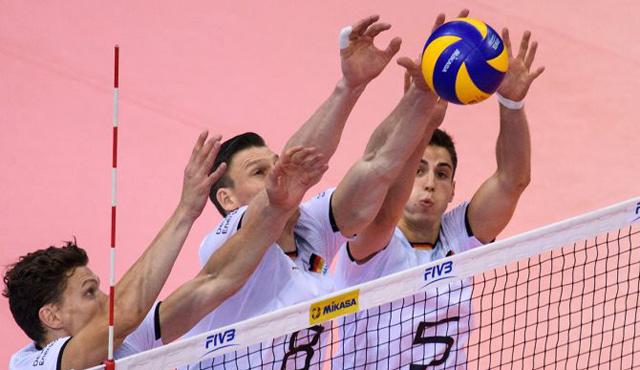 Deutscher Volleyball-Verband (DVV) und MIKASA by HAMMER SPORT verlängern Vertrag - Foto: Conny Kurth