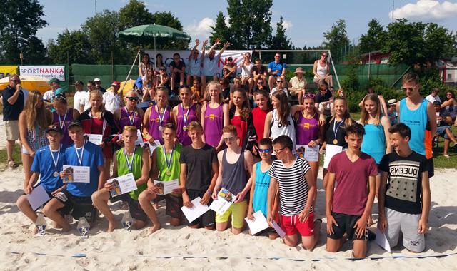 Bayernpokal Beach ein echtes Volleyball-Fest zum 40-jähren Bestehen des Volleyball Bezirks Oberpfalz - Foto: Volleyball-Bezirk Oberpfalz