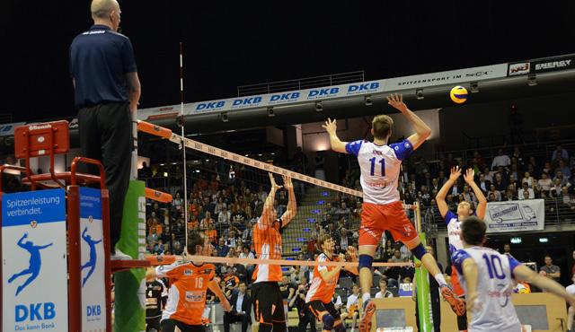 BR Volleys spielen wieder um Titel - Foto: VBL
