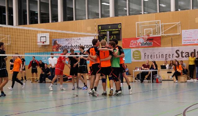 SCF sammelt zu Hause drei weitere wichtige Punkte im Kampf um den Klassenerhalt - Foto: SC Freising