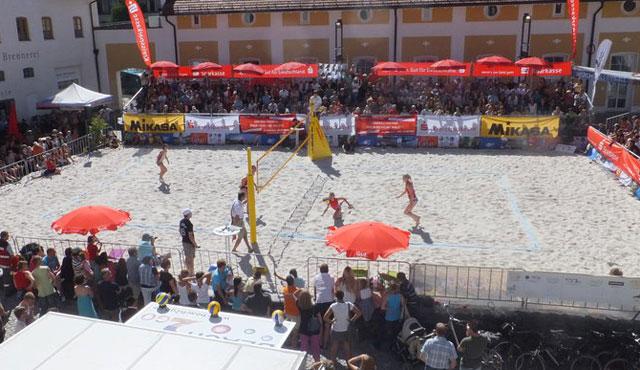Vorschau auf die BVV Beach Masters in Ebersberg und Fürth - Foto: Stefan Fürst
