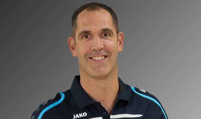 VCW-Co-Trainer Christian Sossenheimer wird Co-Trainer der Volleyball-Nationalmannschaft - Foto: Detlef Gottwald