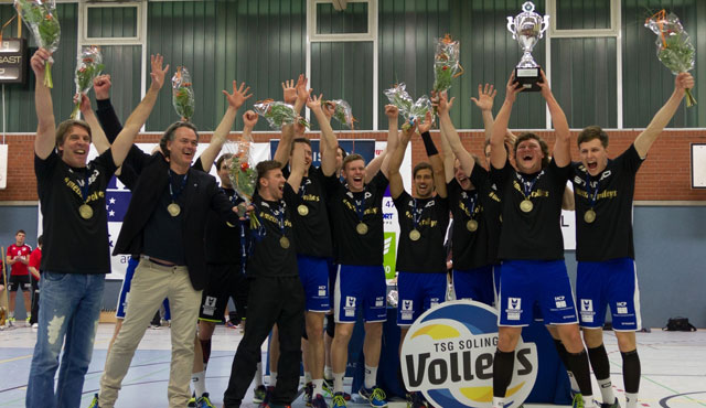 Saisonvorschau 2. Bundesliga Nord der Männer - Foto: Strohbücker/SVF