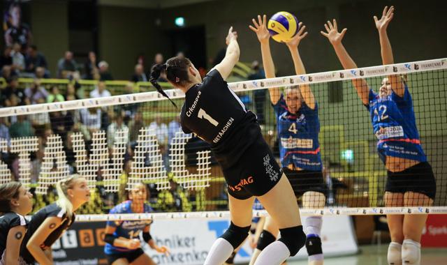 Aachens Ladies in Black stehen im Halbfinale - Foto: Ladies in Black Aachen