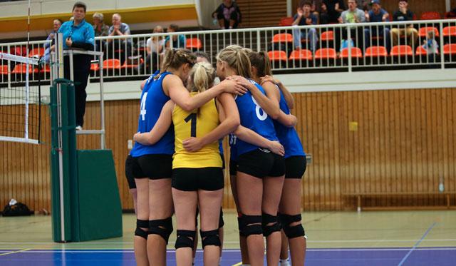 Maximale Ausbeute für FCJ Volleyballerinen bei Mammutprogramm - Foto: FCJ Köln