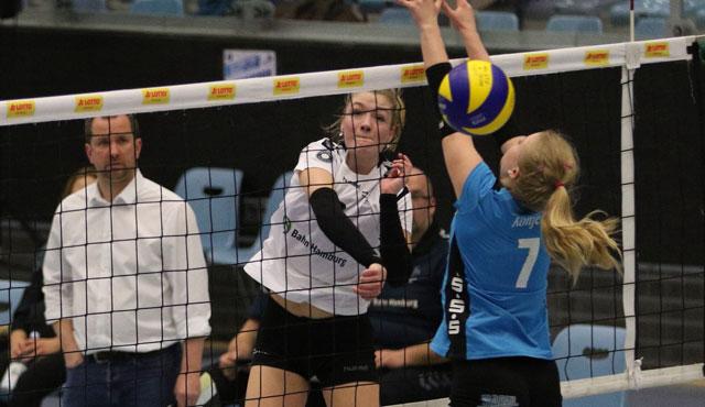 Volleyball-Team Hamburg verliert das letzte Heimspiel der Saison  - Foto: VTH/Lehmann