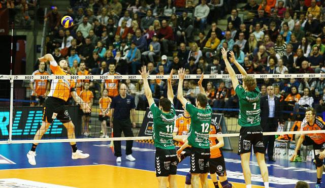 Ein rundum gelungener Volleyball-Sonntag - Foto: Eckhard Herfet