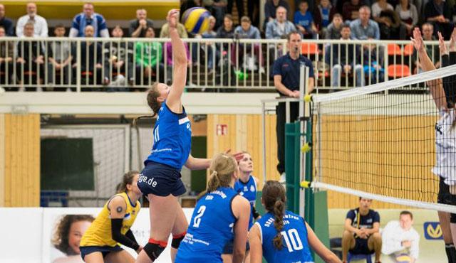 DSHS SnowTrex Köln mit Sieg gegen Gladbeck an die Tabellenspitze - Foto: Martin Miseré