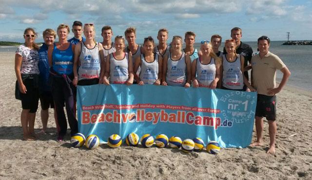 Bayerns Mädchen überzeugen - Bayerns Top-Team bei den Buben erwischt schlechten Tag beim Bundespokal Beach - Foto: BVV