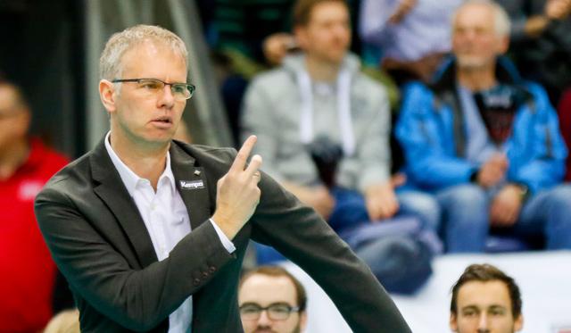 United Volleys haben erste Chance auf Meisterschaftsfinale - Foto: United Volleys/Gregor Biskup